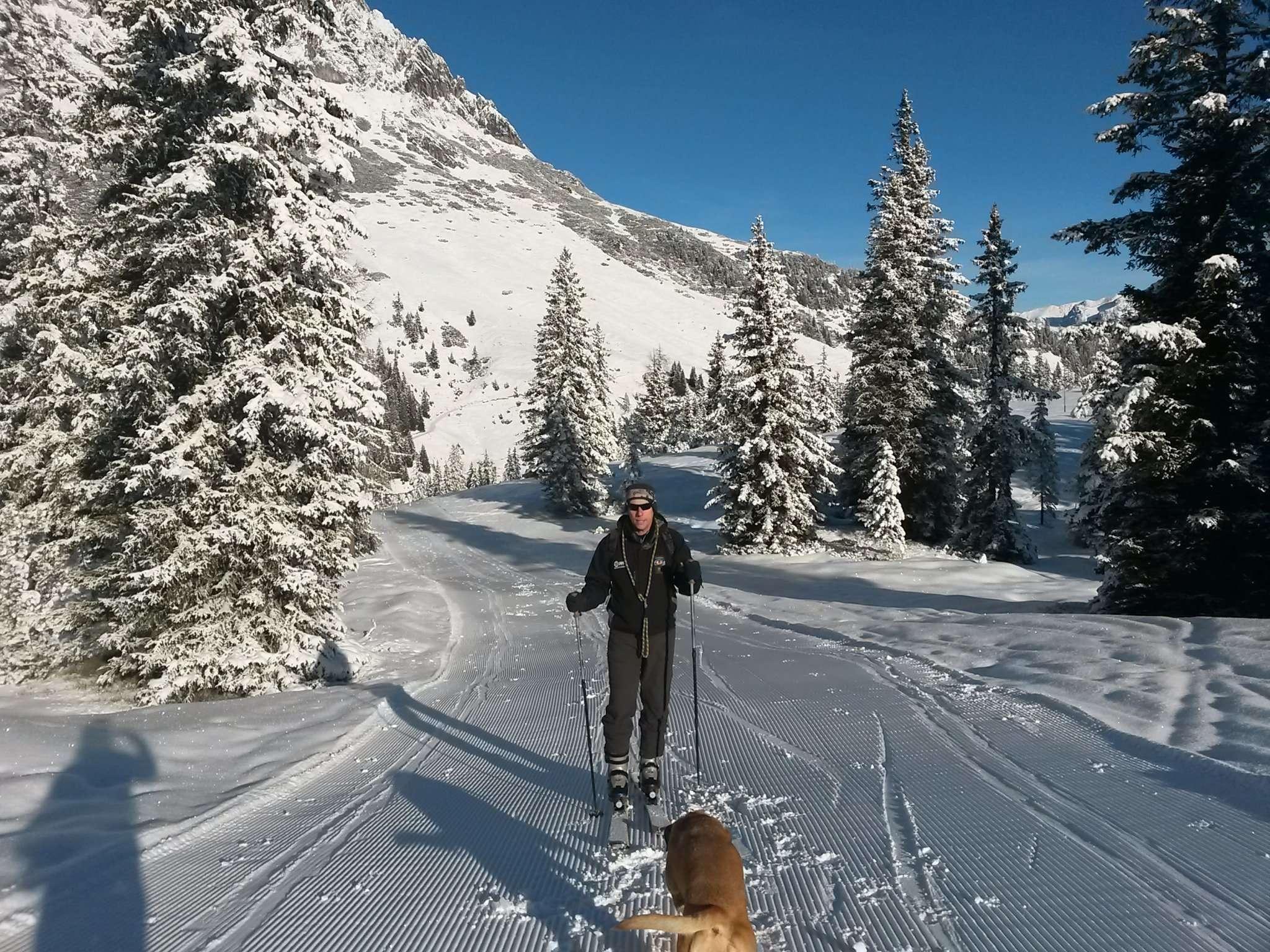 Skitouren Hochkoenig
