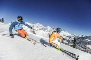 Hochkoenig ski resort