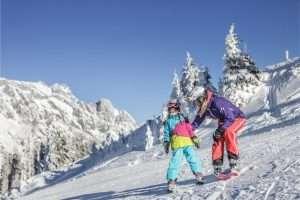 familien-skiurlaub Hochkoenig