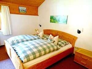 Aberg bedroom in Haus Schneeberg