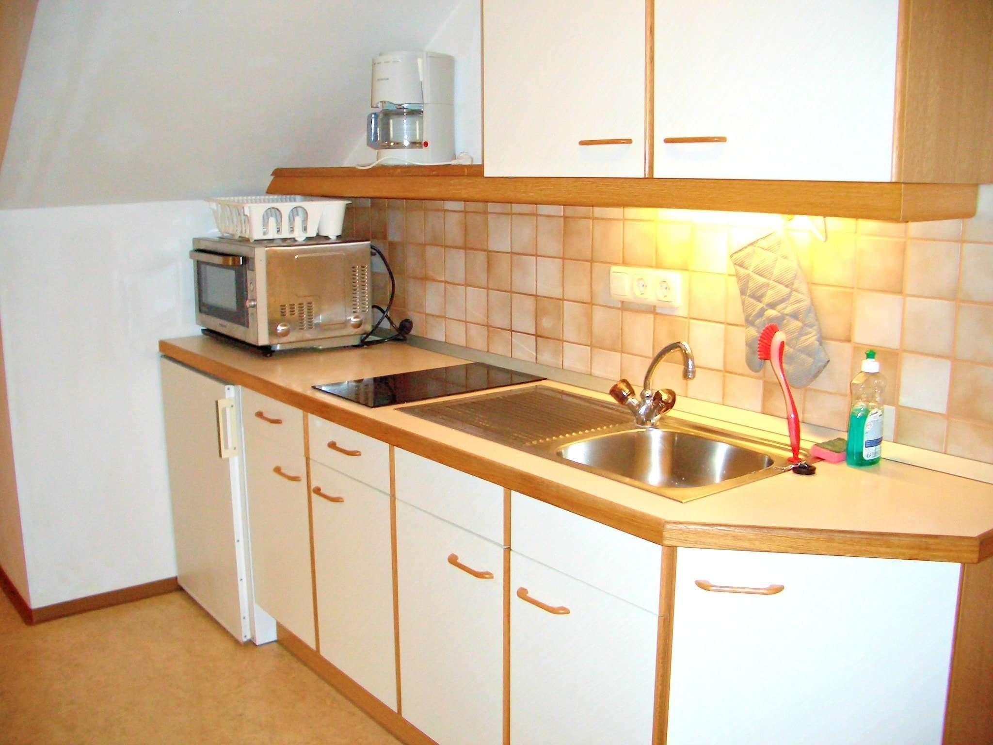 Aberg apartment kitchen, Haus Schneeberg