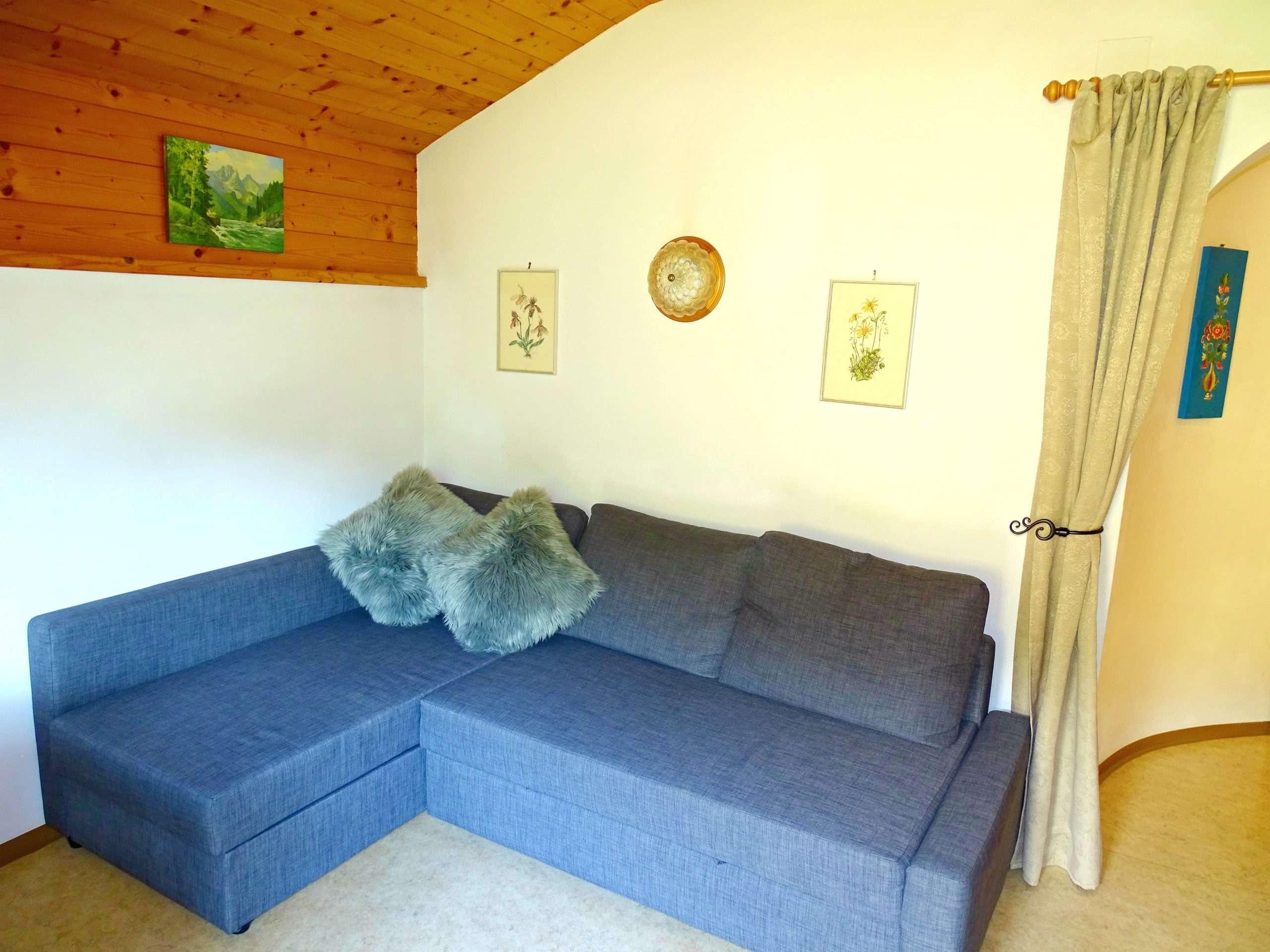 Corner sofa, Aberg apartment, Haus Schneeberg