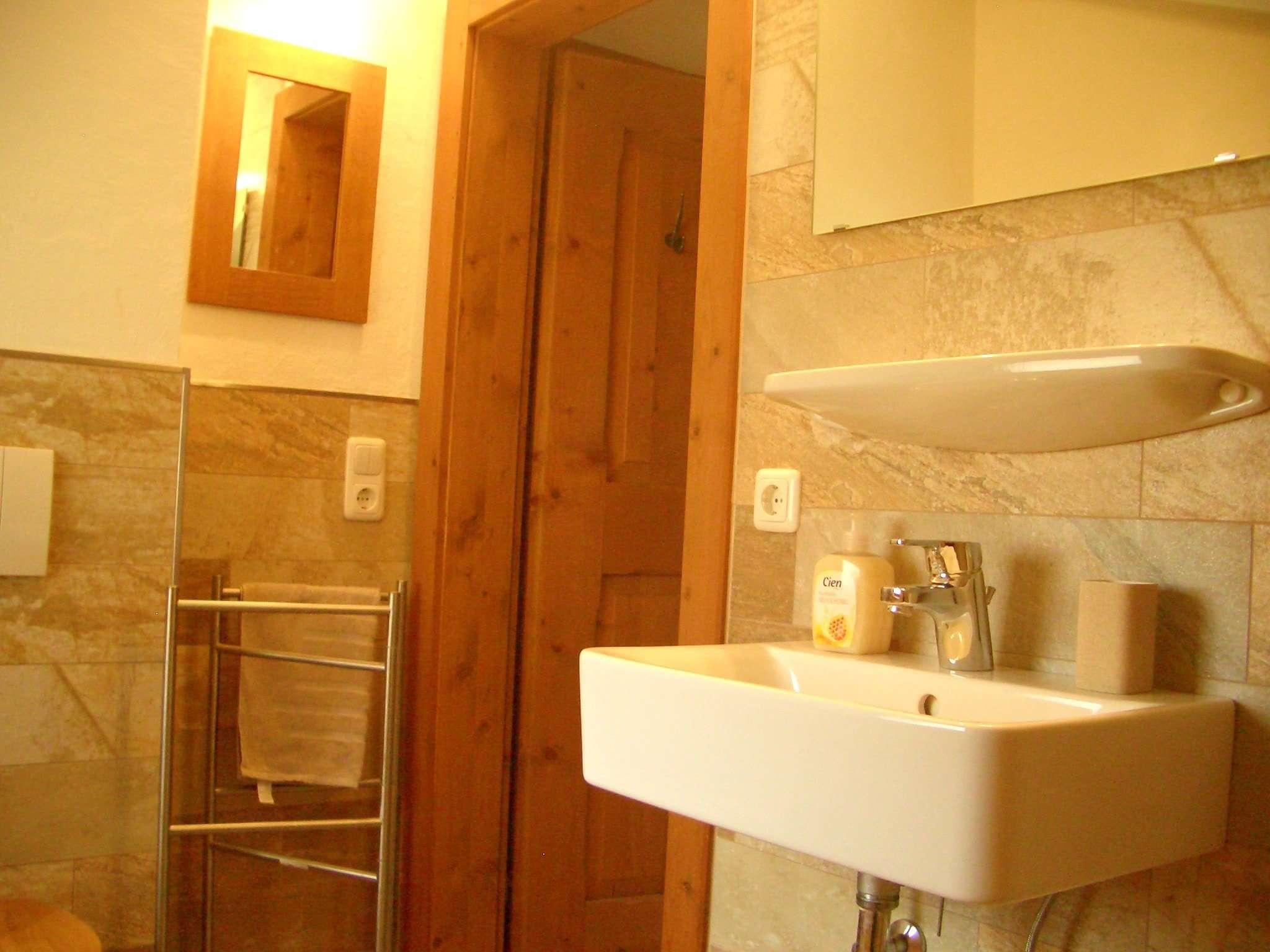 Selbhorn bathroom Haus Schneeberg