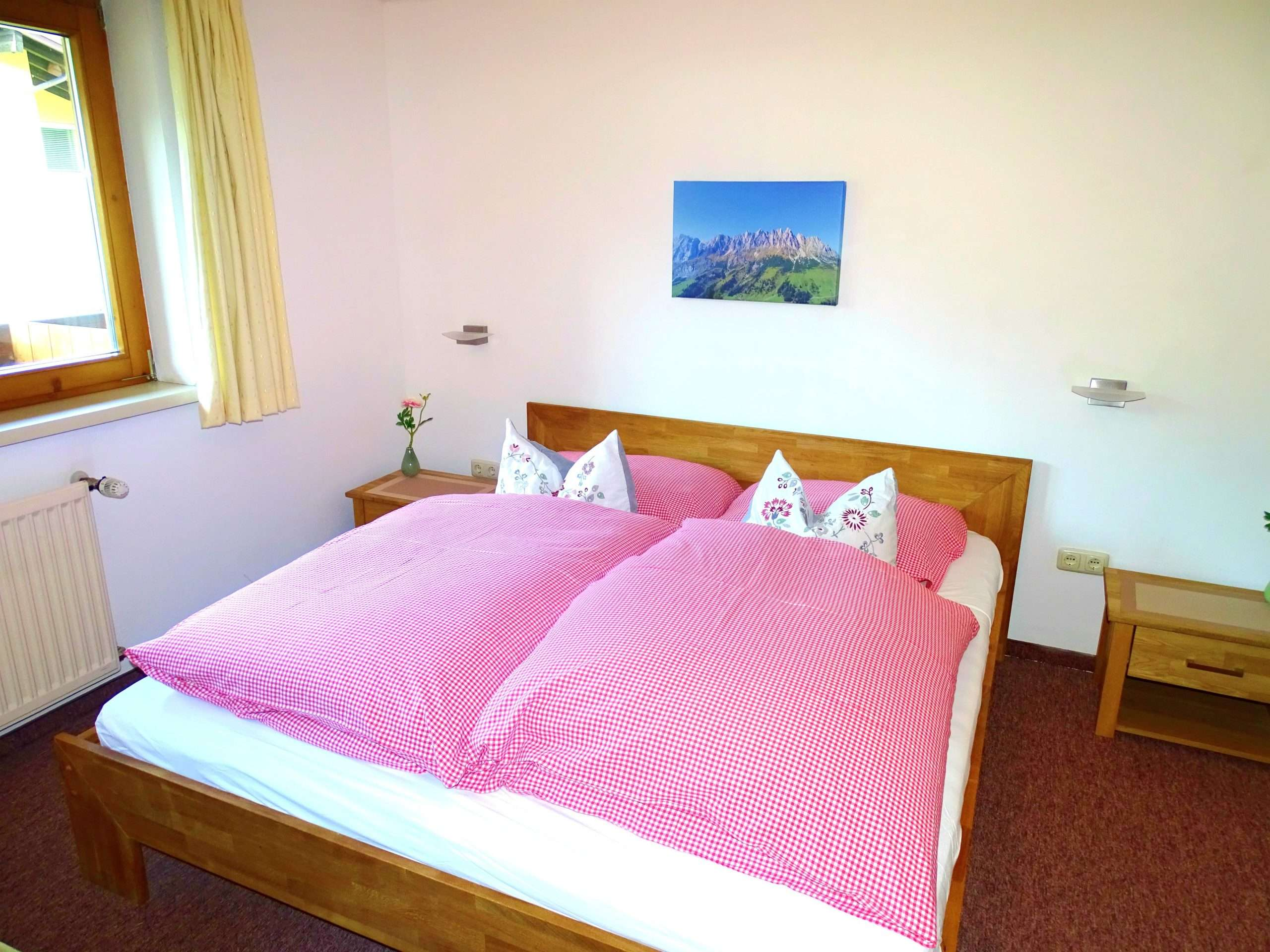 Hochkeil bedroom Haus Schneeberg