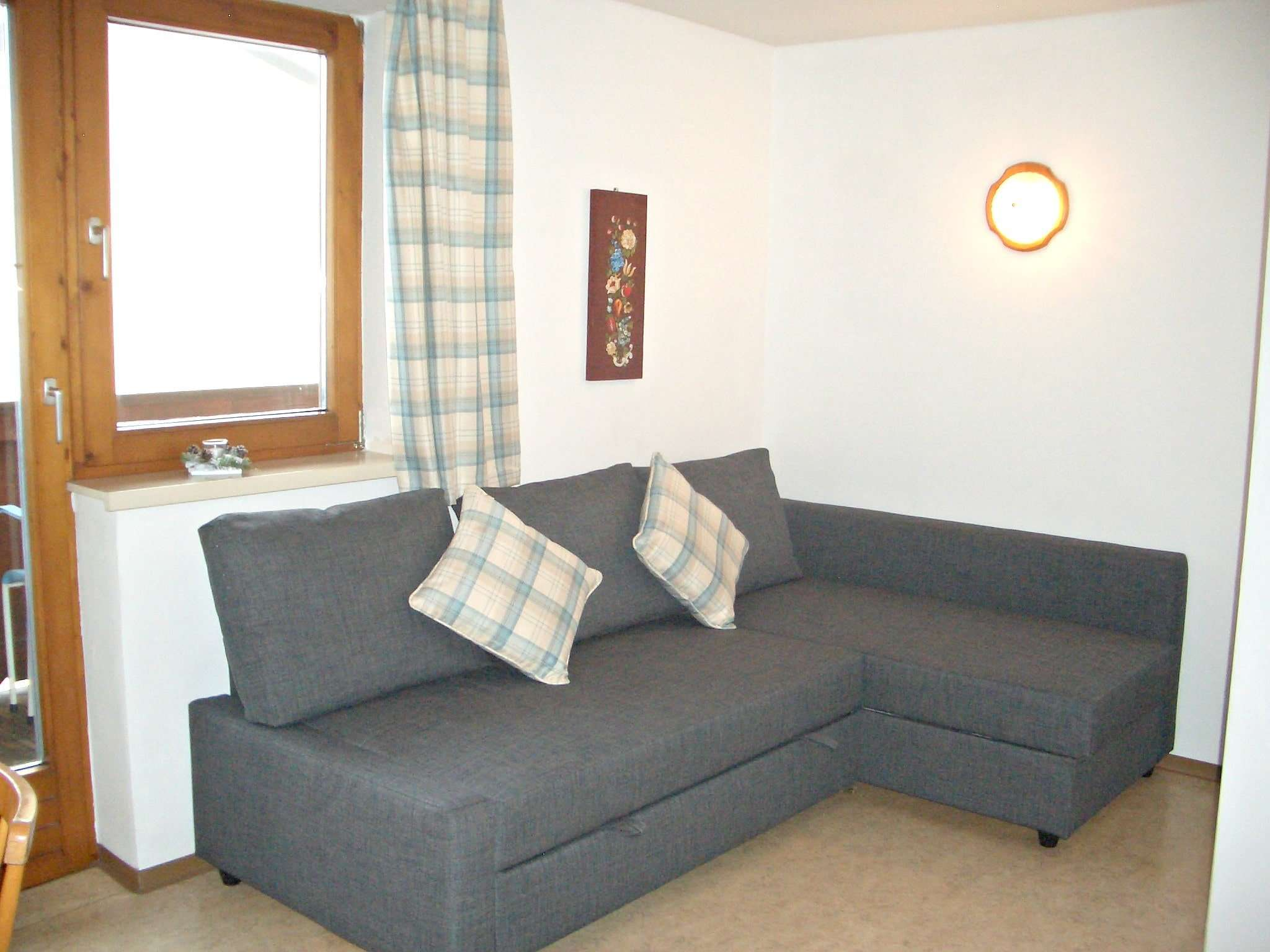 Hochkeil apartment Sofa bed Haus Schneeberg