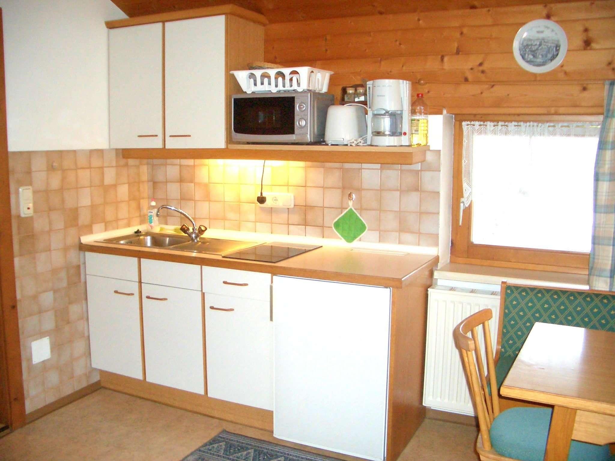 Hochkeil kitchen Haus Schneeberg