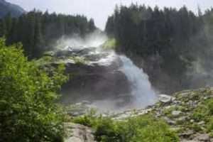 Krimmler waterfall