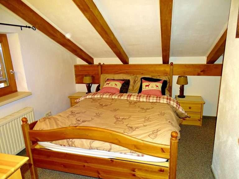 Selbhorn bedroom Haus Schneeberg
