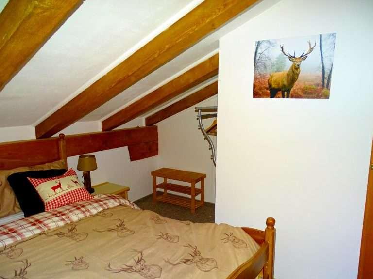 Selbhorn bedroom corner Haus Schneeberg