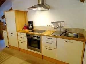 Selbhorn kitchen Haus Schneeberg