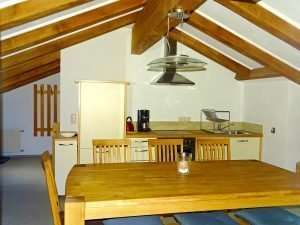 Selbhorn living room Haus Schneeberg