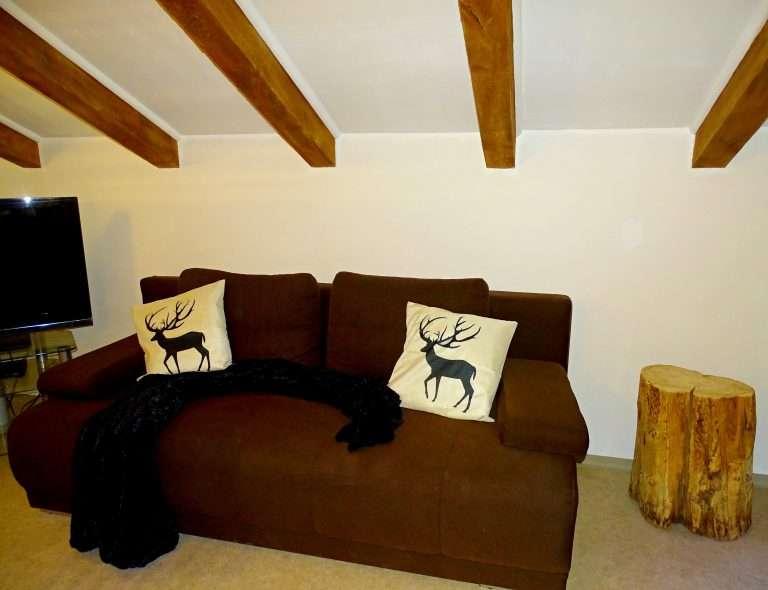 Selbhorn sofa bed Haus Schneeberg