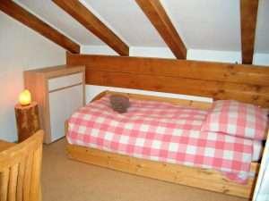 Selbhorn single bed Haus Schneeberg