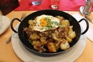 Tiroler Groestl Top 10 Austrian foods