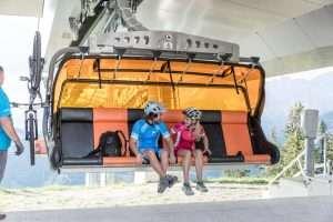 Bike Transport Hochkoenig