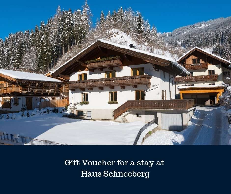 Gift voucher for stay at Haus Schneeberg